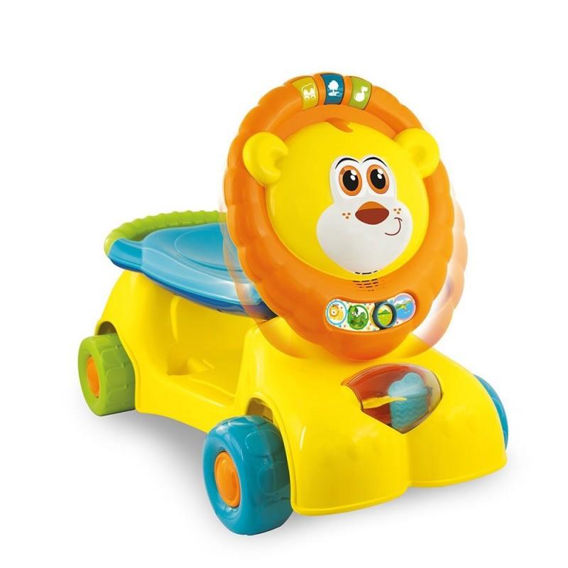 Winfun - Trotteur 3 En 1 Lion