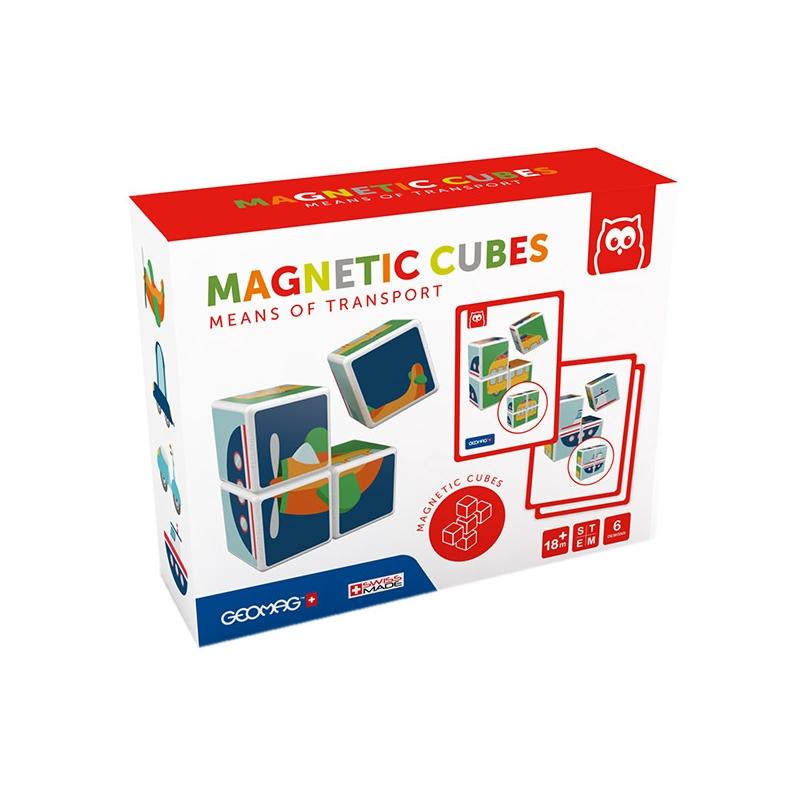 Eurekakids - Cubes Magnetiques