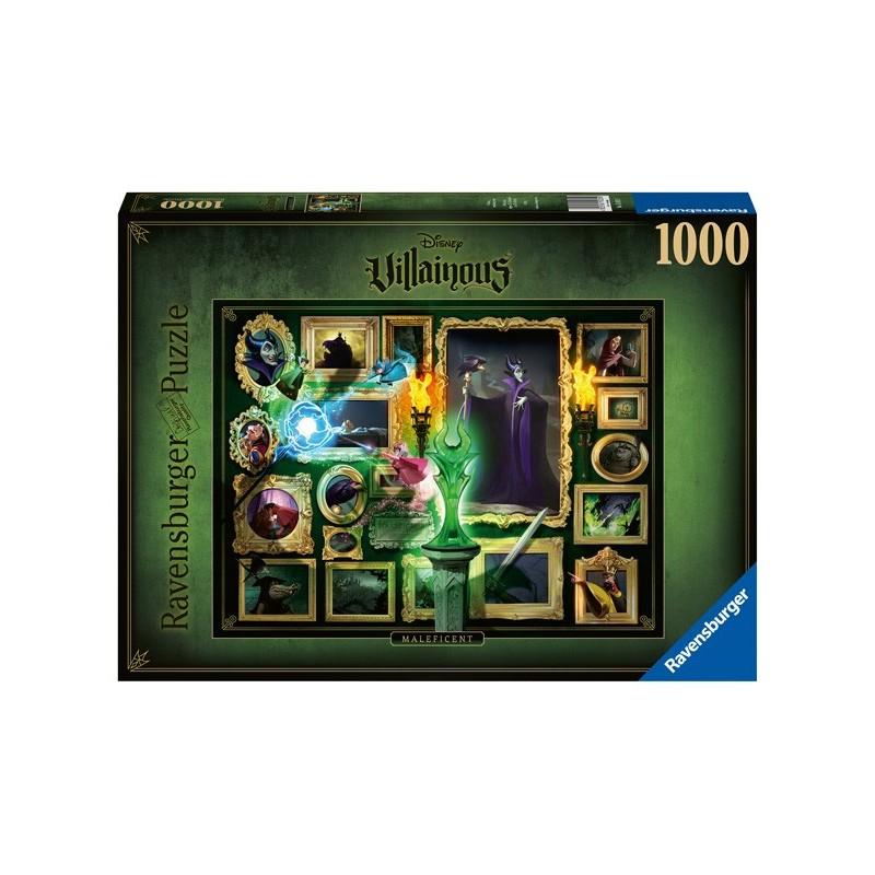 Ravensburger - Puzzle 1000 Pcs Maleficent